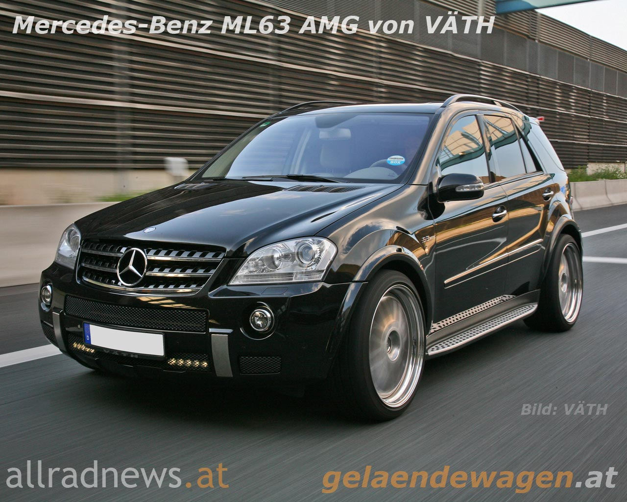 mercedes ml 63 amg wallpapers driverlayer search engine. Black Bedroom Furniture Sets. Home Design Ideas
