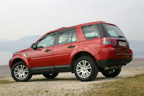 land rover freelander 2 im test die bilder. Black Bedroom Furniture Sets. Home Design Ideas