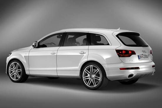 audi q7 v12 tdi quattro geht in produktion. Black Bedroom Furniture Sets. Home Design Ideas