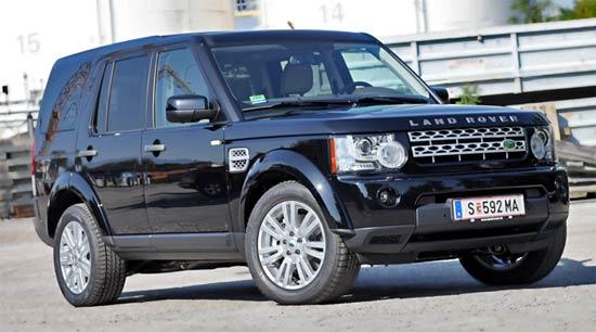 No Nova Land Rover Discovery 4 Jetzt Auch Als Fiskal Lkw