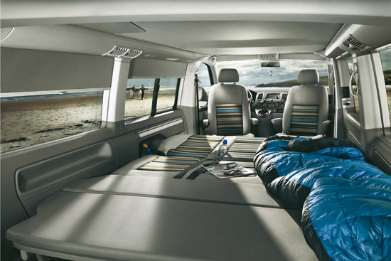 reisemobil der vw california beach. Black Bedroom Furniture Sets. Home Design Ideas