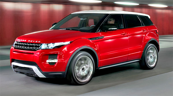 range rover evoque mit 5 t ren. Black Bedroom Furniture Sets. Home Design Ideas