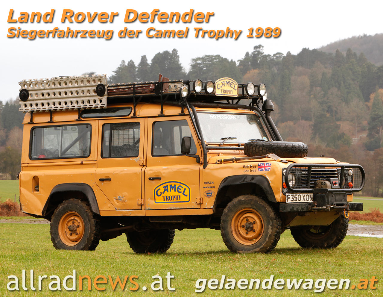 Die Seltensten Land Rover Unseres Planeten Land Rover