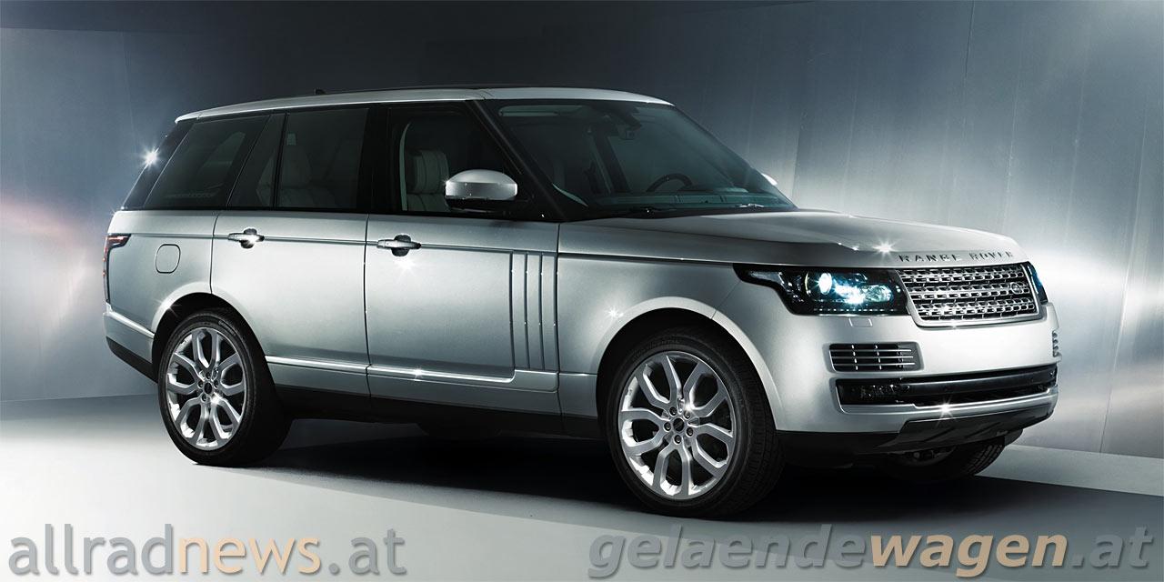 range rover 4 generation. Black Bedroom Furniture Sets. Home Design Ideas