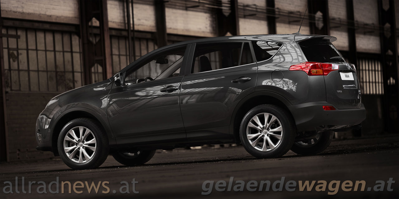 toyota stellt den neuen rav4 vor. Black Bedroom Furniture Sets. Home Design Ideas