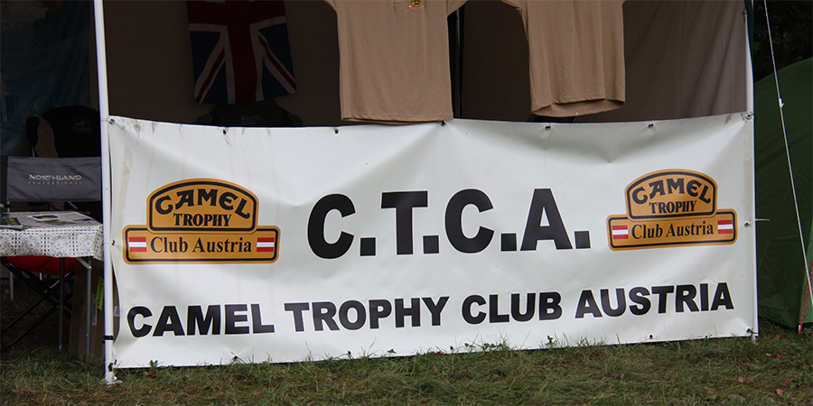 Camel Trophy Club Austria