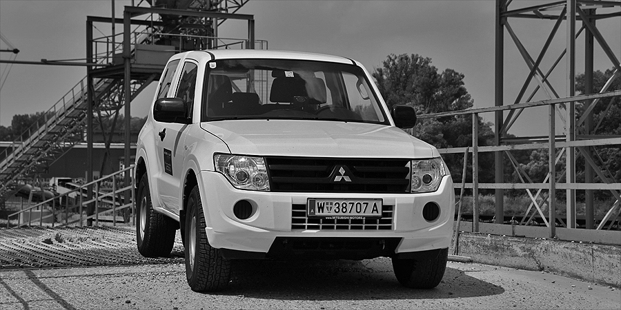 Mitsubishi Pajero 'Austria Edition' im Test