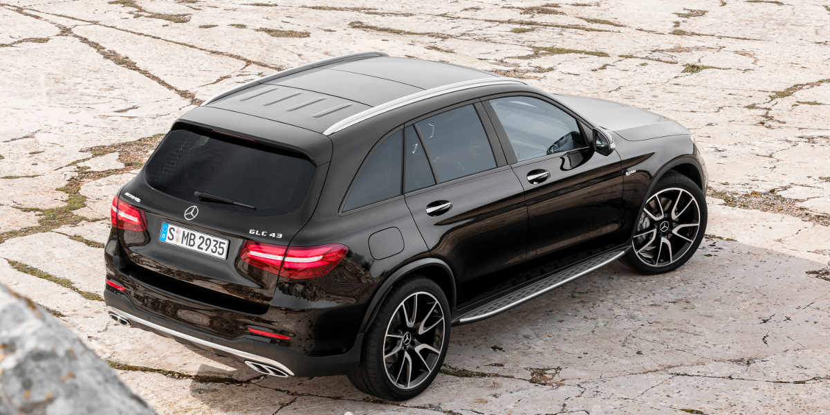 mercedes amg glc 43 4matic. Black Bedroom Furniture Sets. Home Design Ideas