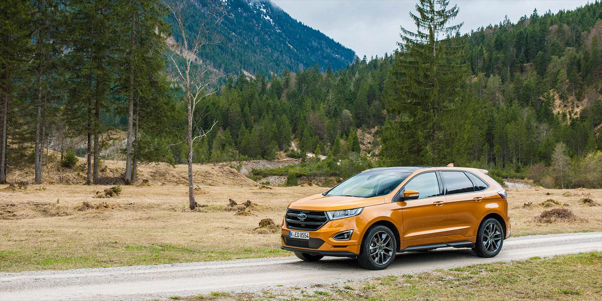 Ford Edge Zielrichtung Premium