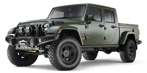 Jeep Grand Wagoneer 2018 >> Jeep bringt neue Modelle: Wiedergeburt des Wagoneer und des Grand Wagoneer