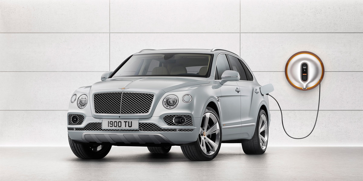 Bentley Bentayga Hybrid