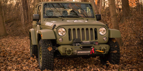 Geiger Jeep Wrangler Willys-Edition