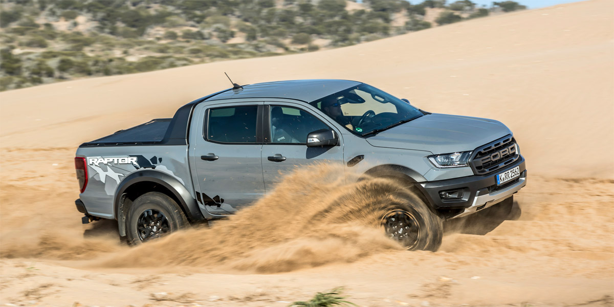 Ford Ranger Raptor im Test